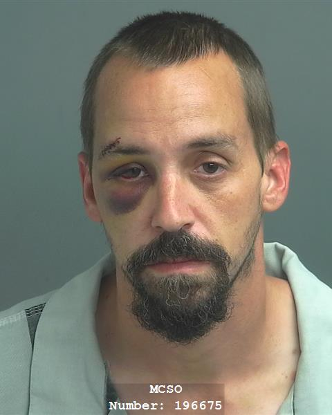 MAN ARRESTED ON INTOXICATION ASSAULT